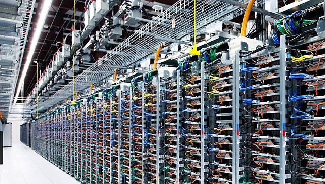 Google Data Center Mayes
