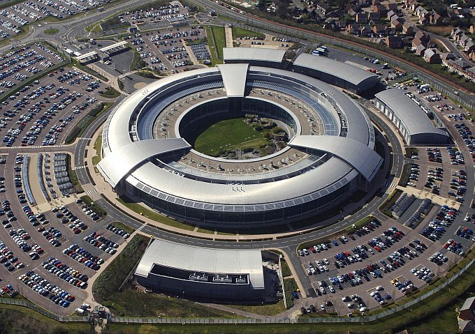GCHQ Headquarter