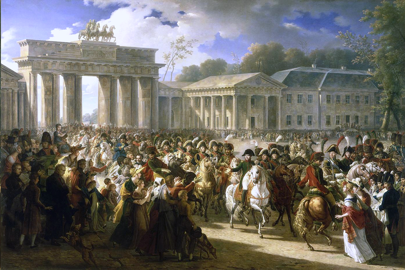 Napoleon in Berlin